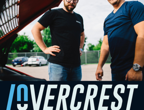 My 2nd Podcast – Overcrest…A Pretty Good Podcast