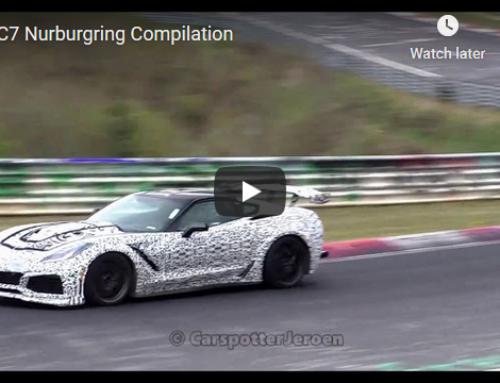 Nurburgring video shown as part of my seminars at Corvettes of Carlisle and the NCM 25th Anniversary Caravan